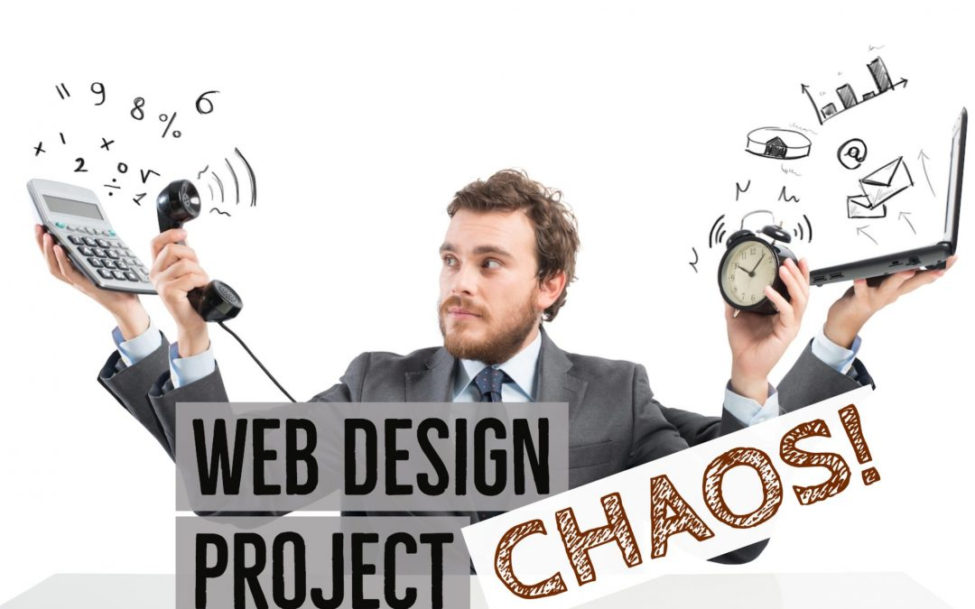 Web Design Projects Gone Wild: The Importance of Project Definition